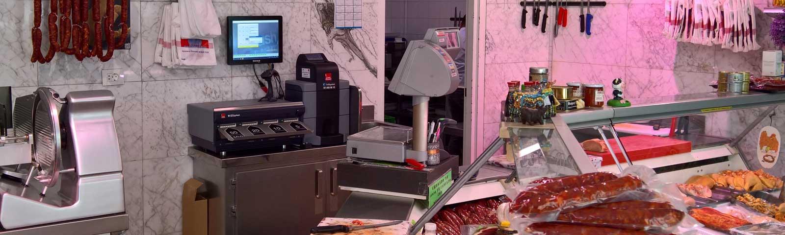 Sectores de negocio Telsystem: Alimentación