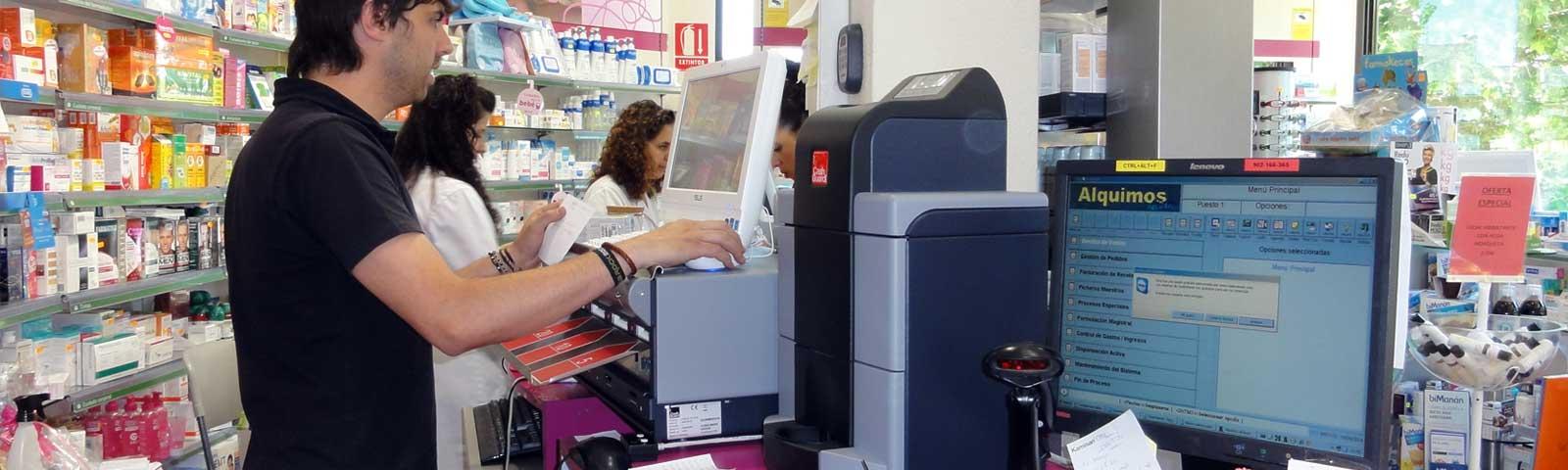 Sectores de negocio Telsystem: Farmacias