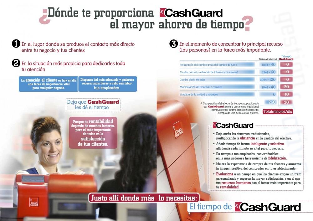 Con Cashguard ahorra tiempo para vender más | Telsystem, cajas registradoras inteligentes