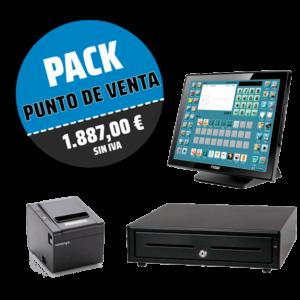 PACK PUNTO DE VENTA
